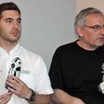 DTM-Prominenz: Miguel Molina und Jürgen Jungklaus