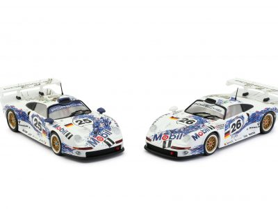 RS0064 1-32 Twin-Pack analog REVOSLOT Team GT1 Special Edition