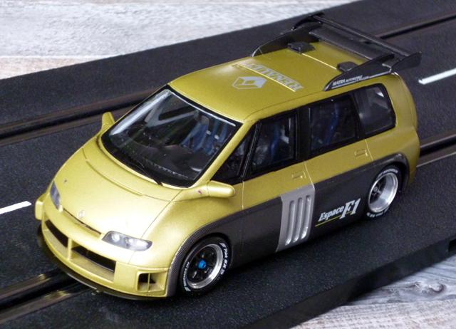 Le Mans Miniatures: Renault Espace F1