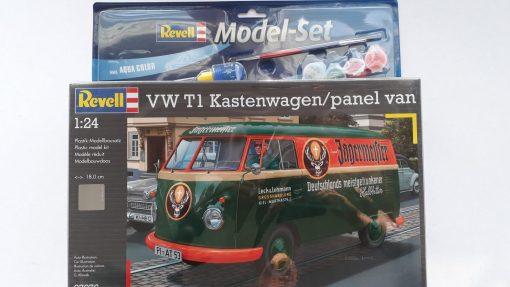 Revell VW T1 Kastenwagen 07076