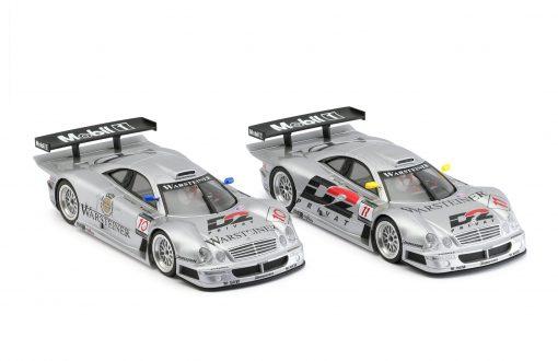 RevoSlot Mercedes CLK GTR TwinPack RS0095