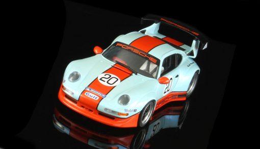 RevoSlot Pack Porsche 911 GT2 Gulf Team Nr.20