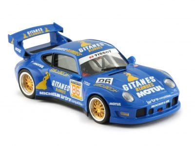 RevoSlot Porsche GT2 Gitanes Blondes (blau) #61 RS0016
