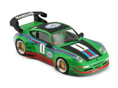 RevoSlot Porsche 911 GT2 Martini Green - RS0081