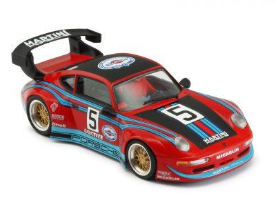 RevoSlot Porsche 911 GT2 Martini Red - RS0085 Vorne
