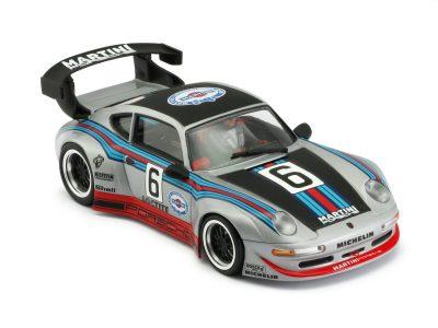 RevoSlot Porsche 911 GT2 Martini Silver- RS0082