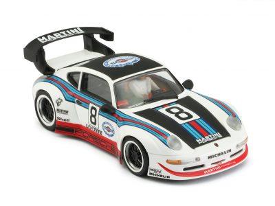 RevoSlot Porsche 911 GT2 Martini White - RS0079