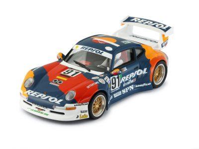RevoSlot Porsche GT2 No. 91 RS0051