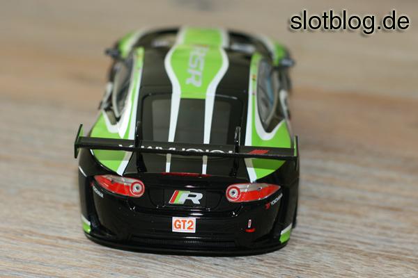 Jaguar XKR RSR GT2 von Scaleauto 1/24 | SLOTBLOG.de