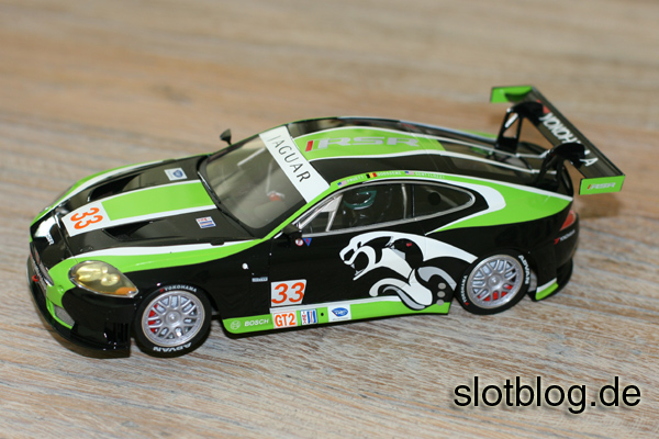 Jaguar XKR RSR GT2 von Scaleauto 1/24