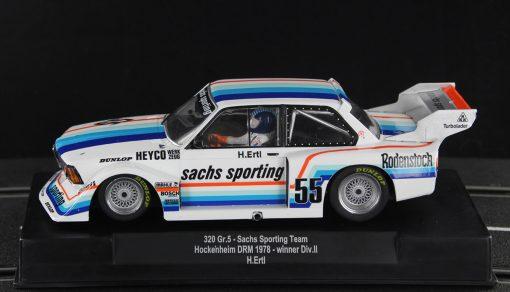 SIDEWAYS BMW 320 Turbo Hockenheim 1978 No. 55 - SW69