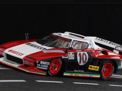 SIDEWAYS Stratos Turbo Giro D`Italia 1977 No. 10 SW63