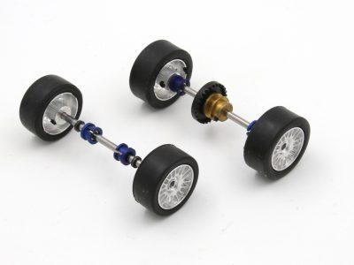 SLOTBLOG Tuningkit für Carrera Digital 132 GT3 Slotcars - sb-320001