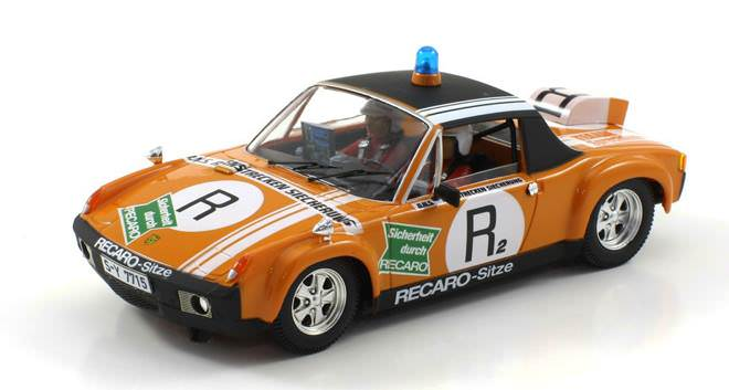 SRC Porsche 914/6 Safety Car 1973