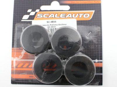 Scaleauto ProComp - Moosgummi Reifen 33 x 20 mm SC-4804