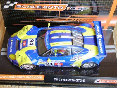 Scaleauto Spyker C8 Laviolette GT2R – 24h Le Mans 2008 – No.94 – SC-6051