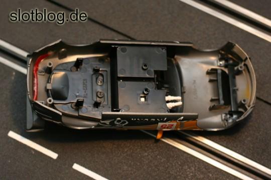 Scalextric Jaguar XKR GT3