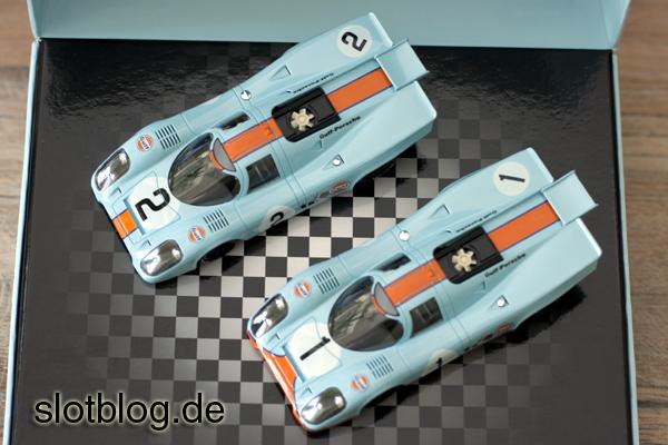 NSR Slotcars: Porsche 917 K limitierte Sets