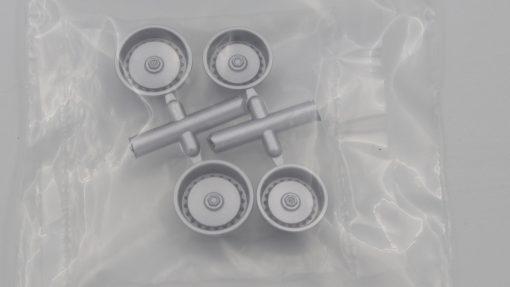 Sideways Felgeneinsätze Gruppe 5 Typ Ronal G5R03 Details