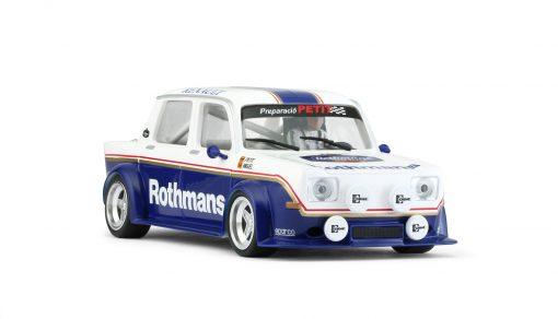 Simca 1000 Simca Team Rothmannn's Edition mit eckigen Scheinwerfern BRM102