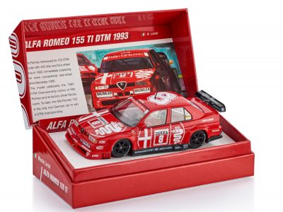 Slot.it Alfa Romeo 155 V6 TI DTM 1993 No. 8 Winner's Collection Limited Edition - CW22
