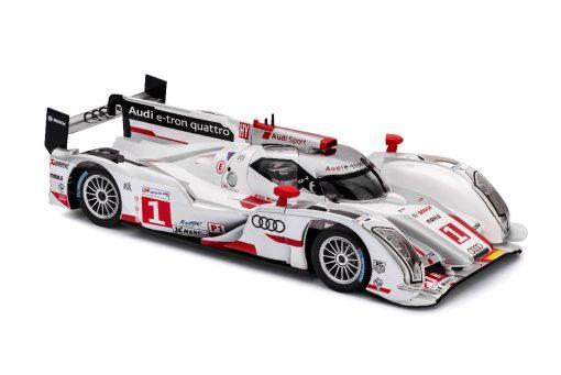 Slot.it Audi R18 e-tron quattro Le Mans 2012 No. 1 SICW14 Limited Edition