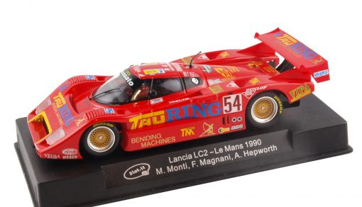 Slot.it Lancia LC2-85 Le Mans 1990 No. 54 - CA21F