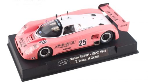 Slot.it Nissan R91VP JSPC1991 No. 25 - CA28G