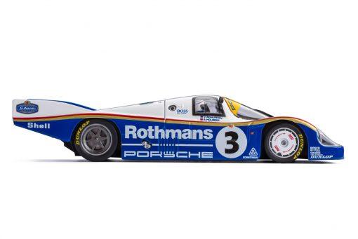 Slot.it Porsche 956C LH Nr.3 24h Le Mans Winner 1983 CW24 Rothmann