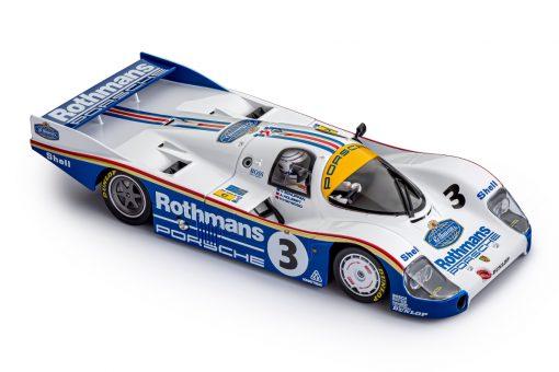 Slot.it Porsche 956C LH Nr.3 24h Le Mans Winner 1983 CW24 seitlich