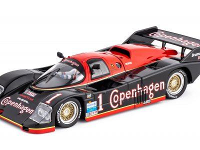 Slot.it Porsche 962 IMSA Sebring 1988 No. 1 CA25F