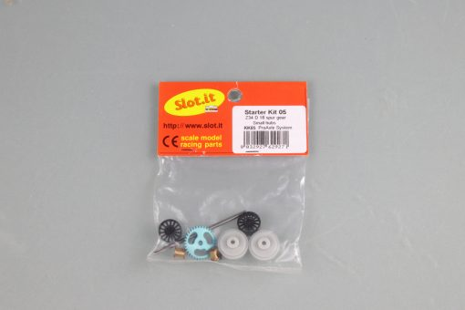 Slot.it Sidewinder Starter Kit Z34 KK05