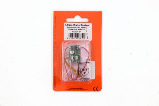 Slotcar Digitaldecoder von Slot.It für oXigen, SSD und Carrera Digital 132