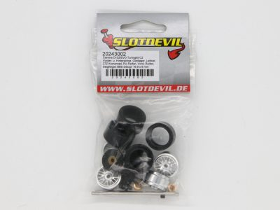 Slotdevil Carrera D132 und Evolution Tuning-Kit C2 20243002