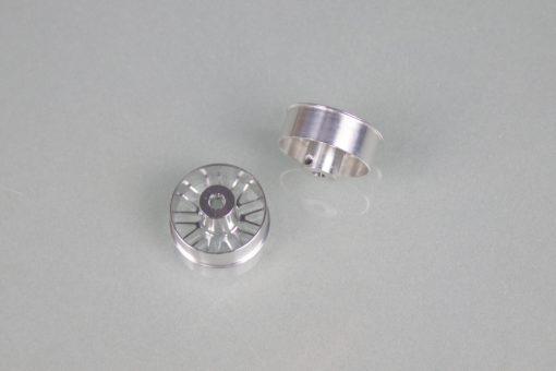 Slotdevil Flachfelge im BBS Design 21 x 8 mm für Slotcars im Maßstab 124 2008210824