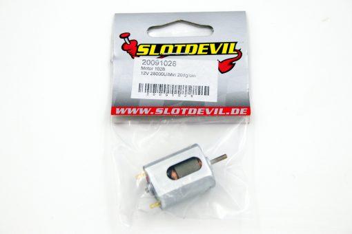 Slotdevil Motor 1028 28000 rpm bei 12V 208gcm Drehmoment 20091028