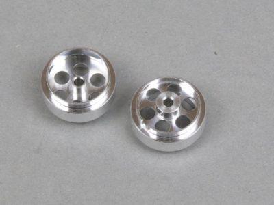 Slotcar Stegfelge 18,5 x 9,5 mm für 2,38 mm Slotcar-Achsen von Slotdevil 2008191019