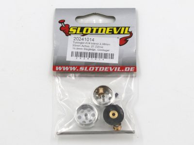 Slotdevil Tuningkit A14 für Inliner 20241014