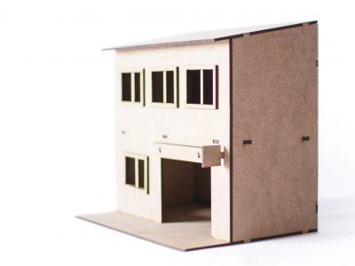 Stadhaus 3 - PSR0803 in 1-24