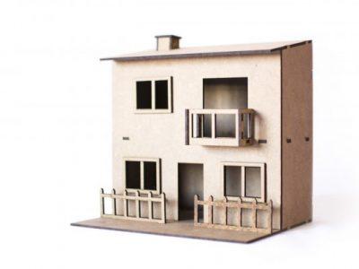 Stadhaus 4 - PSR0804 in 124