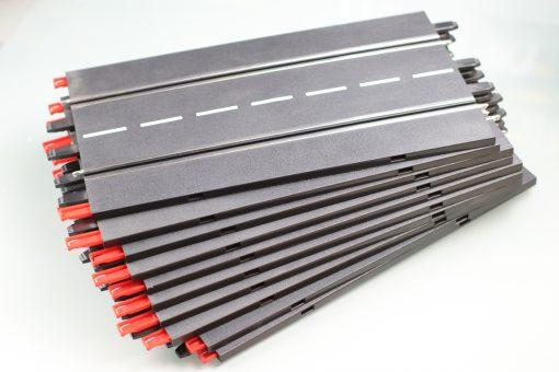 Standardgerade für Carrera Evolution Digital 132 und Digital 124 (10 Stück) 20020509