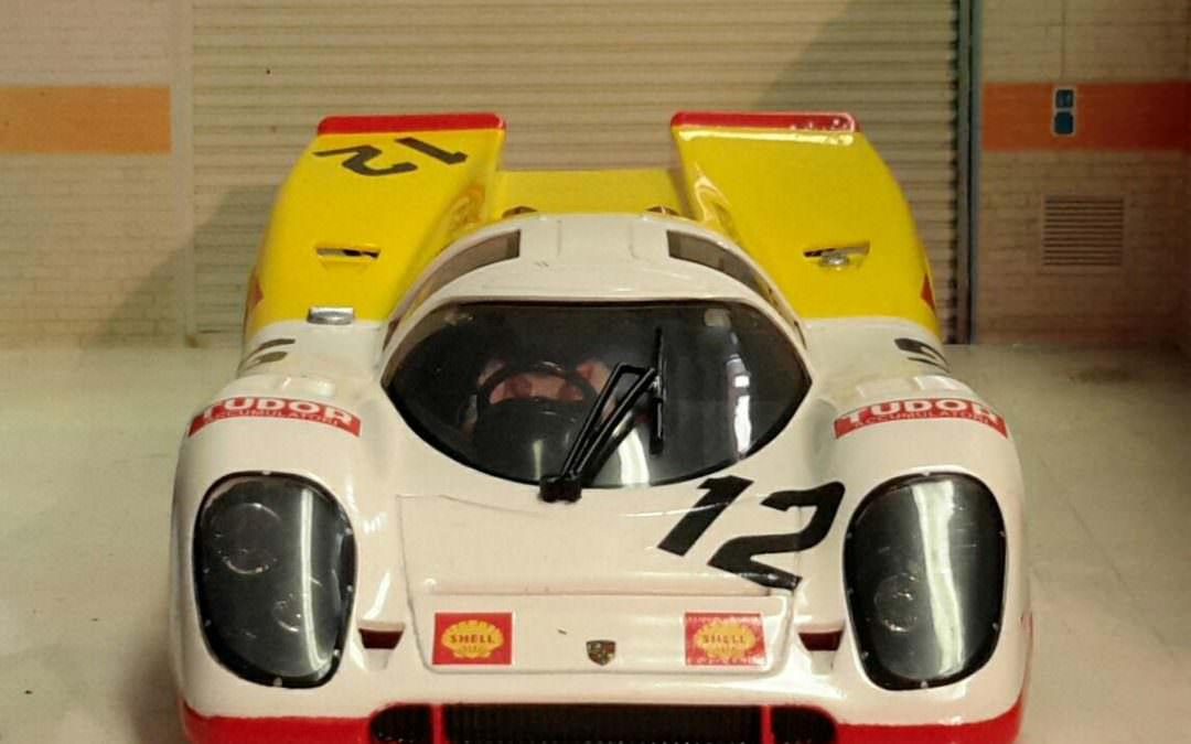 BRM Porsche 917K White Kit – ein Baubericht