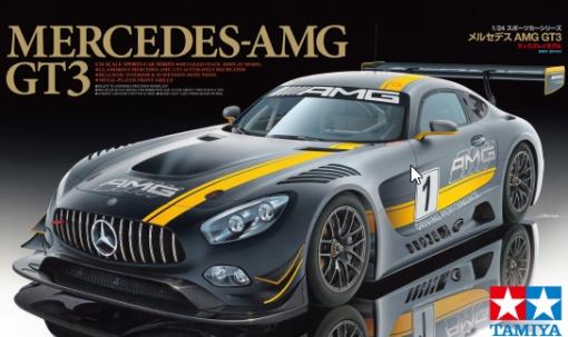 Tamiya MERCEDES AMG GT3 124 TAM24345