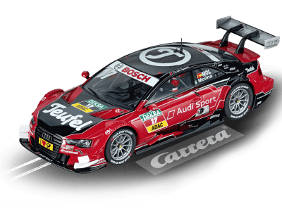 """Teufel Audi RS 5 DTM """"M.Molina, No.17"""" 20030741 Carrera Digital 132"""