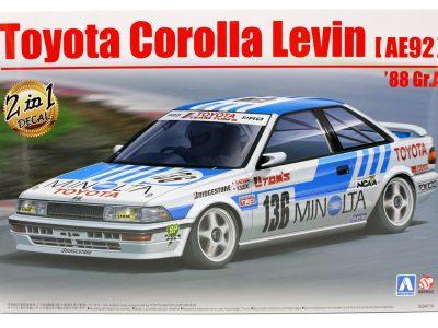 Toyota Corolla Levin AE92 1988 Gruppe A