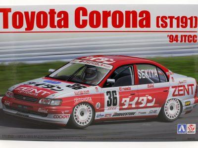 Toyota Corona ST191 JTCC 1994 No. 36 & 37