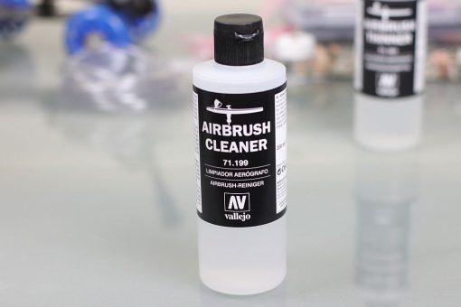 Vallejo Airbrush Cleaner 200 ml Airbrushfarben Reiniger 71.361
