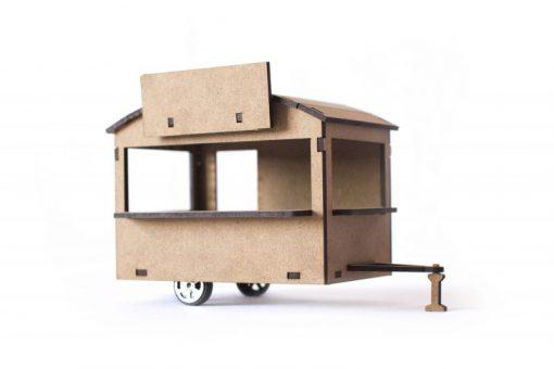 Verkaufswagen Imbisswagen Caravan PSR0308