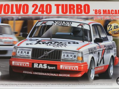 Volvo 240 Turbo Macau 1986 in 124
