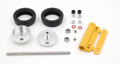 Vorderachshalter Kit für Carrera Digital 124 Audi R8 LMS und Porsche P997 88977